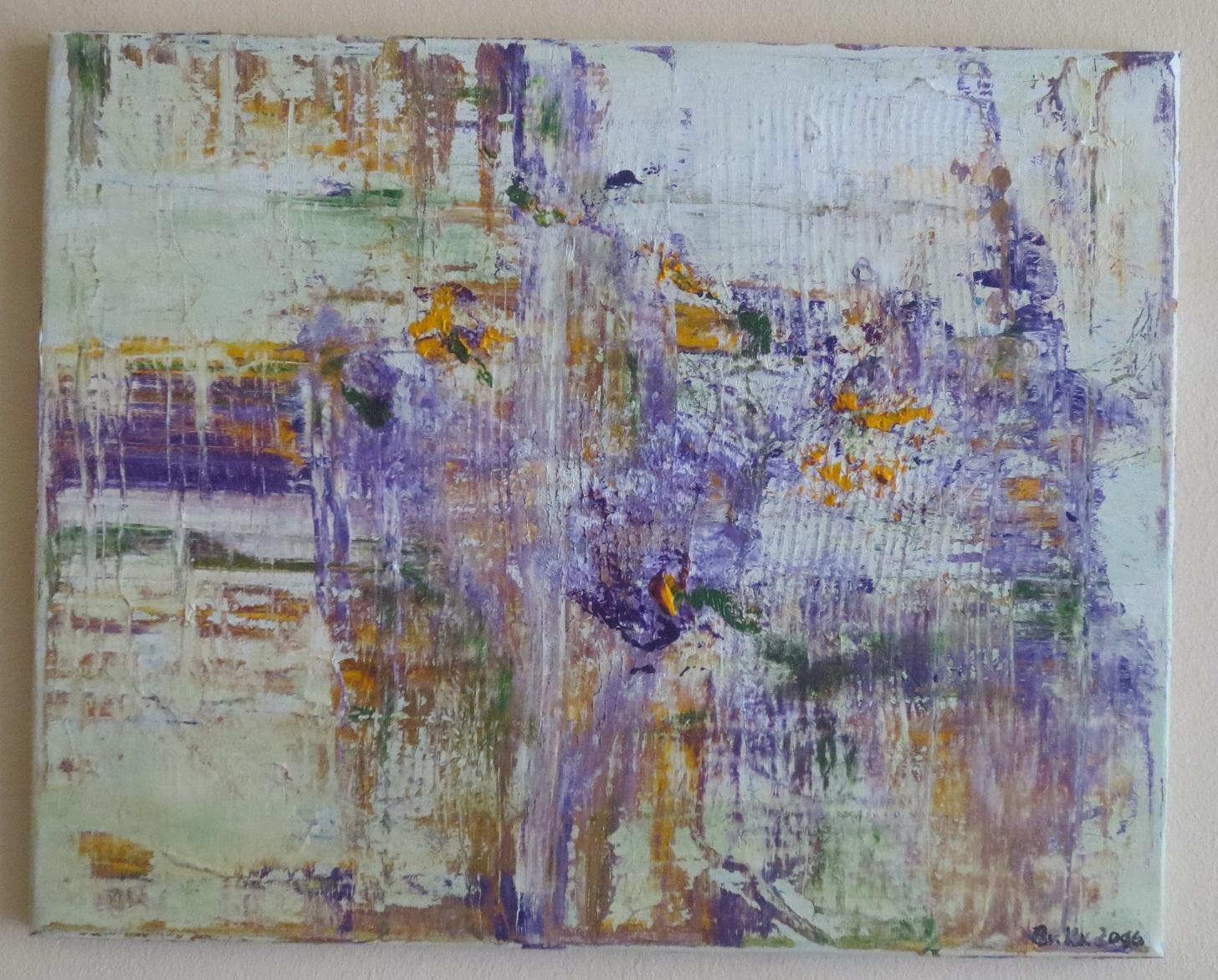 3-2016 Acryl auf leinwand 40x50
